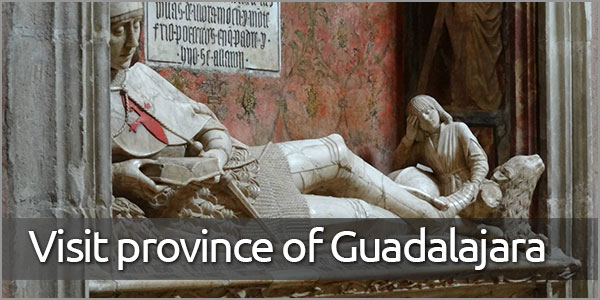 Guided Tours Province of Guadalajara