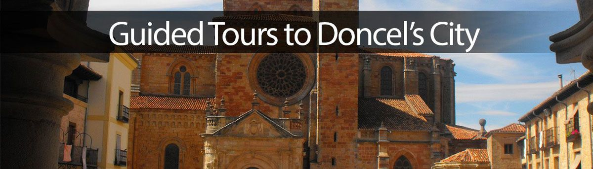 Guided Tours Siguenza